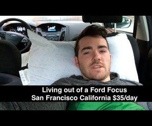 在旧金山的2016年福特专注于5天的福特专注于135美元
