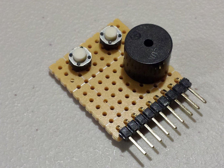 Theremin Mini-Shield