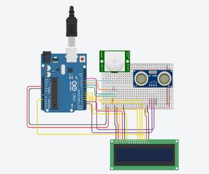 使用Arduino的潜艇项目