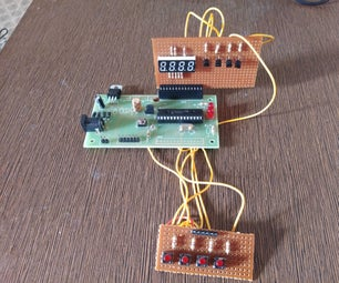 Programmable Cyclic Set On-Off Timer With Relay Output