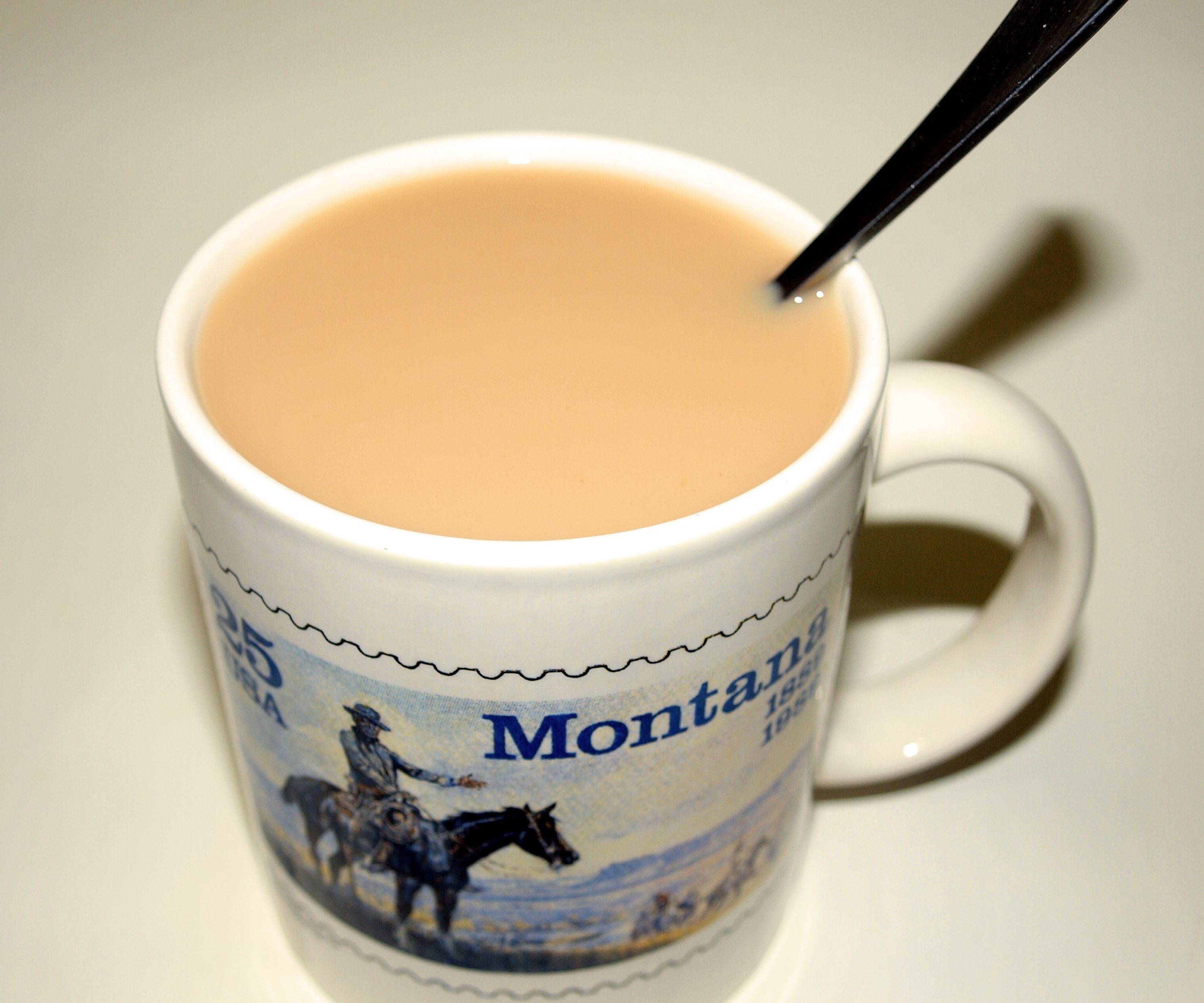 A Tea Flowing with Milk and Honey