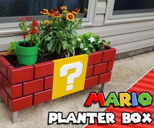 Mario Planter Box