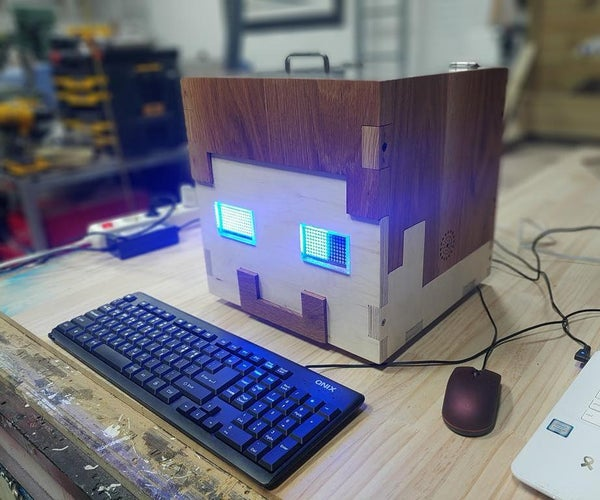 How to  Make  MineCraft Server & Case With RaspberryPi.
