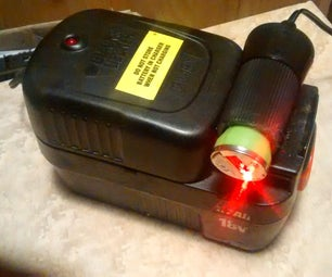 Electric Drill Battery Charger