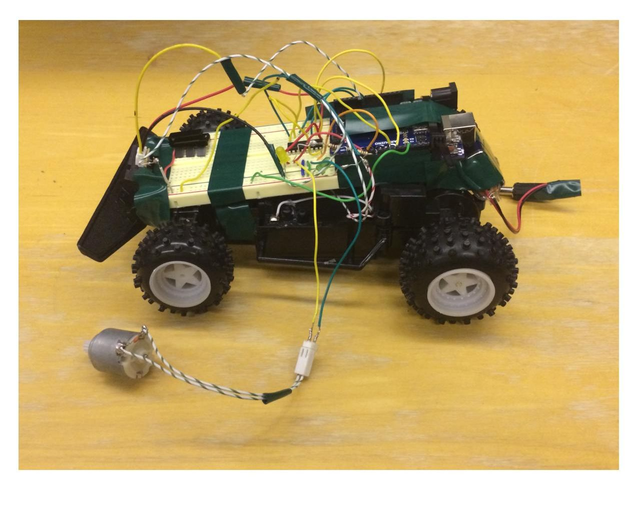 Automated Car