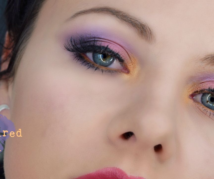Halloween Inspired Eye Makeup.Halloween Inspired Eye Makeup 7 Steps Instructables