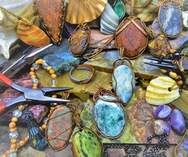INTRODUCTION TO LAPIDARY JEWELRY MAKING