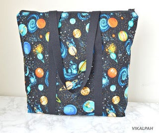 How to Sew an Insulated Tote Bag