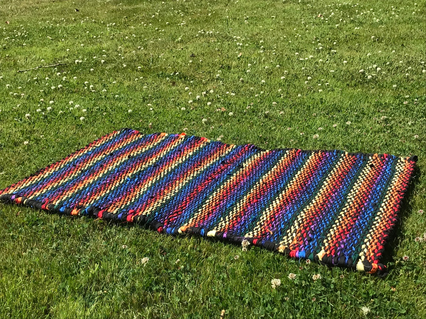 Removing Your Rug From the Loom