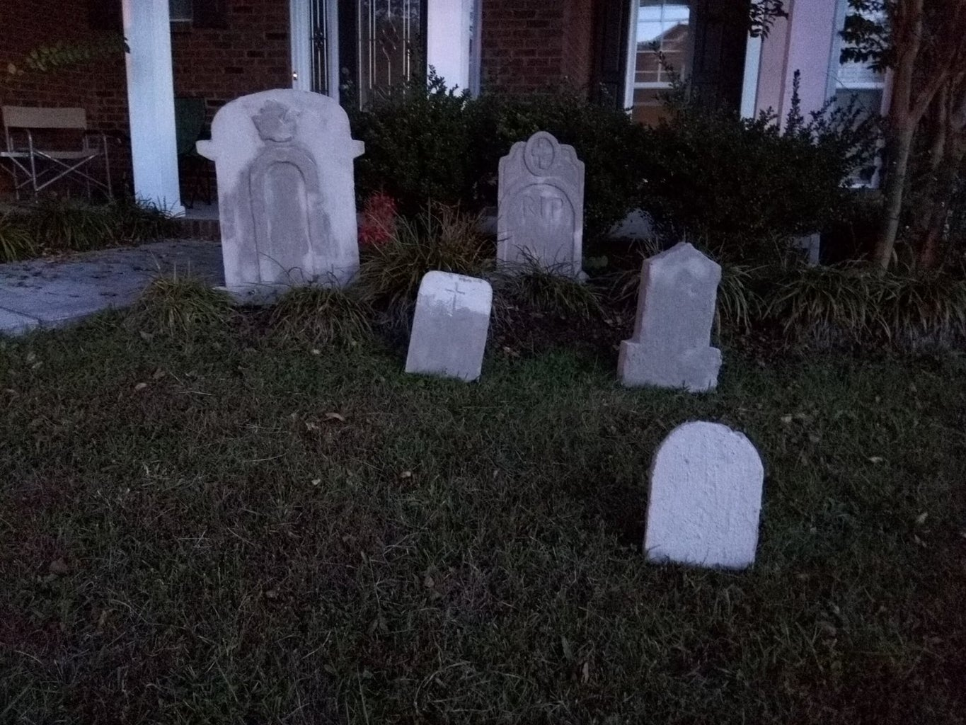 Preview of Tombstones