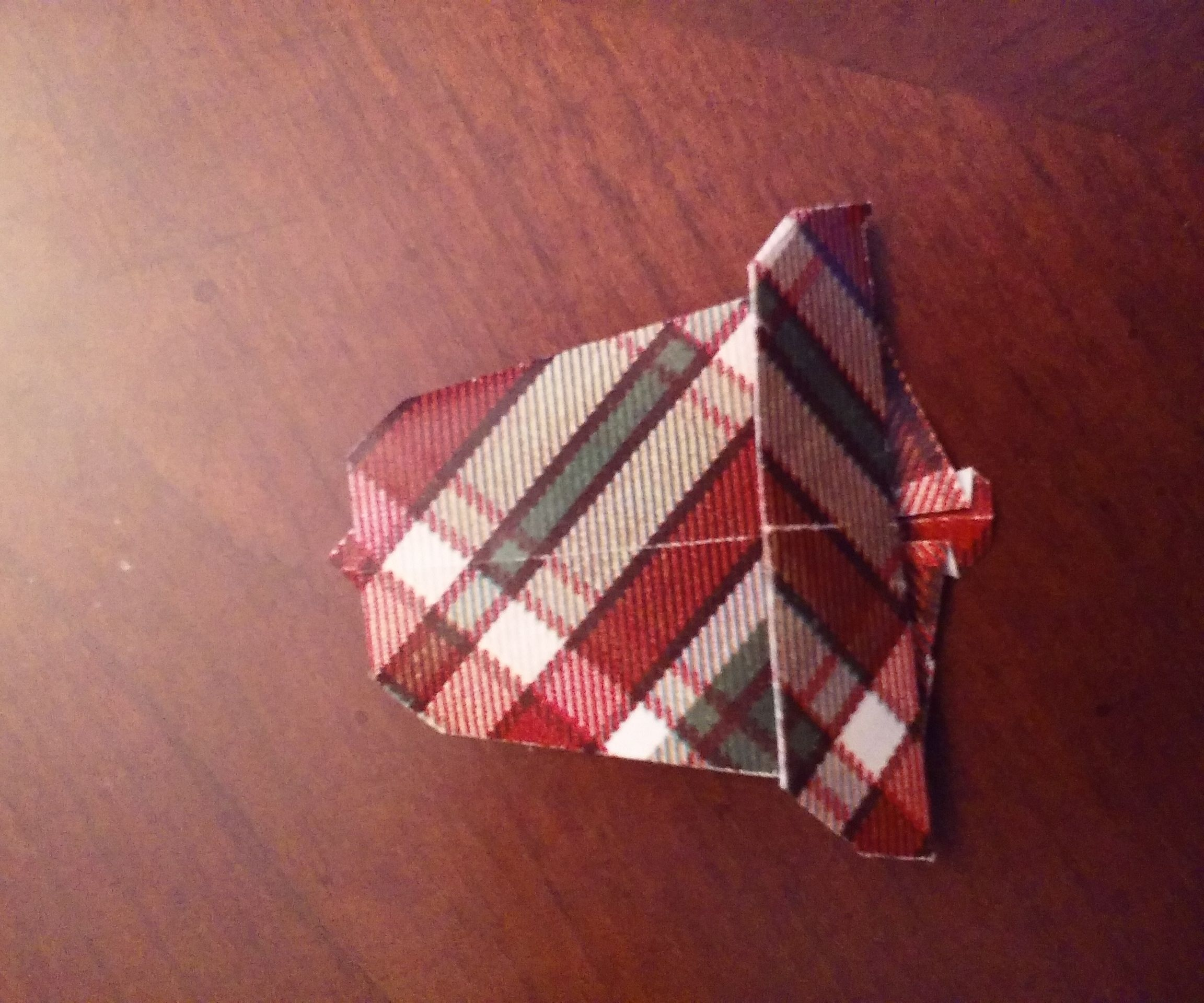 Origami Bell