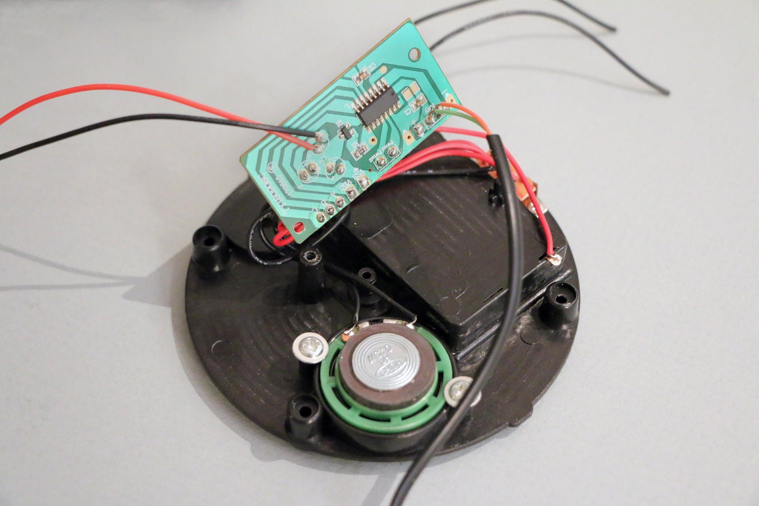 Wiring the Thunder/Strobe Unit and Doorbell