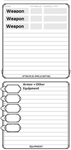 Armor, Weapons, and Battle