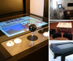 Arcade Builds