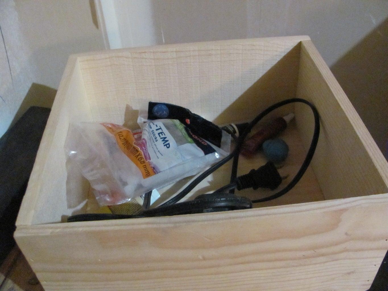 The Box of Random Stuff