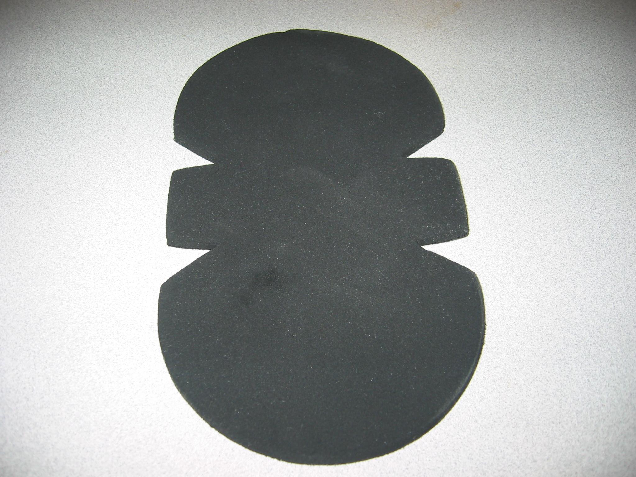 Mouse Pad ACU Knee Pads