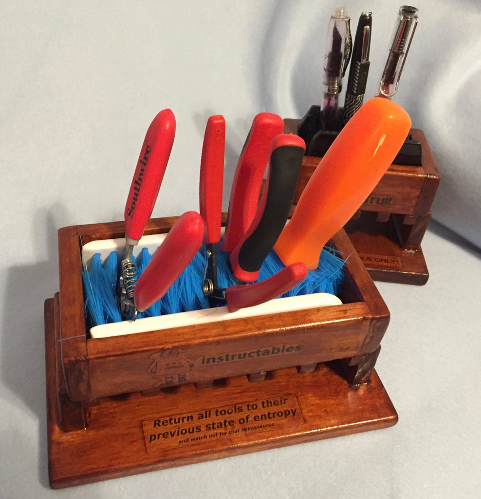 Pen Pencil Tool Caddy Holder Organizer Stand