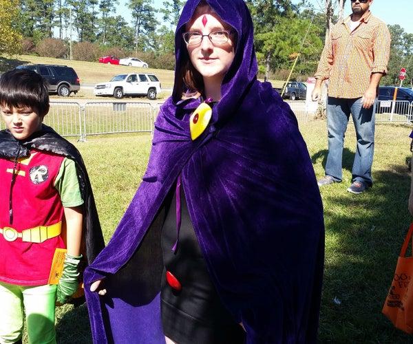 Raven Teen Titans Go Costume