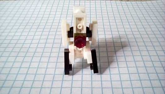 Lego Portal Turret V2