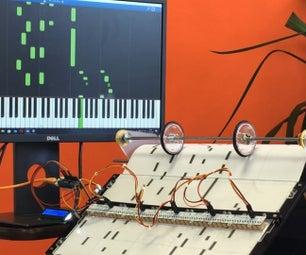 Arduino Barrel Piano
