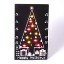 Hackable Christmas card & ornament