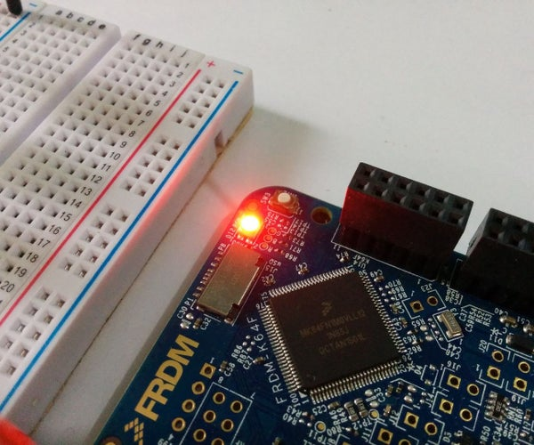 FRDM K64F - LEDs
