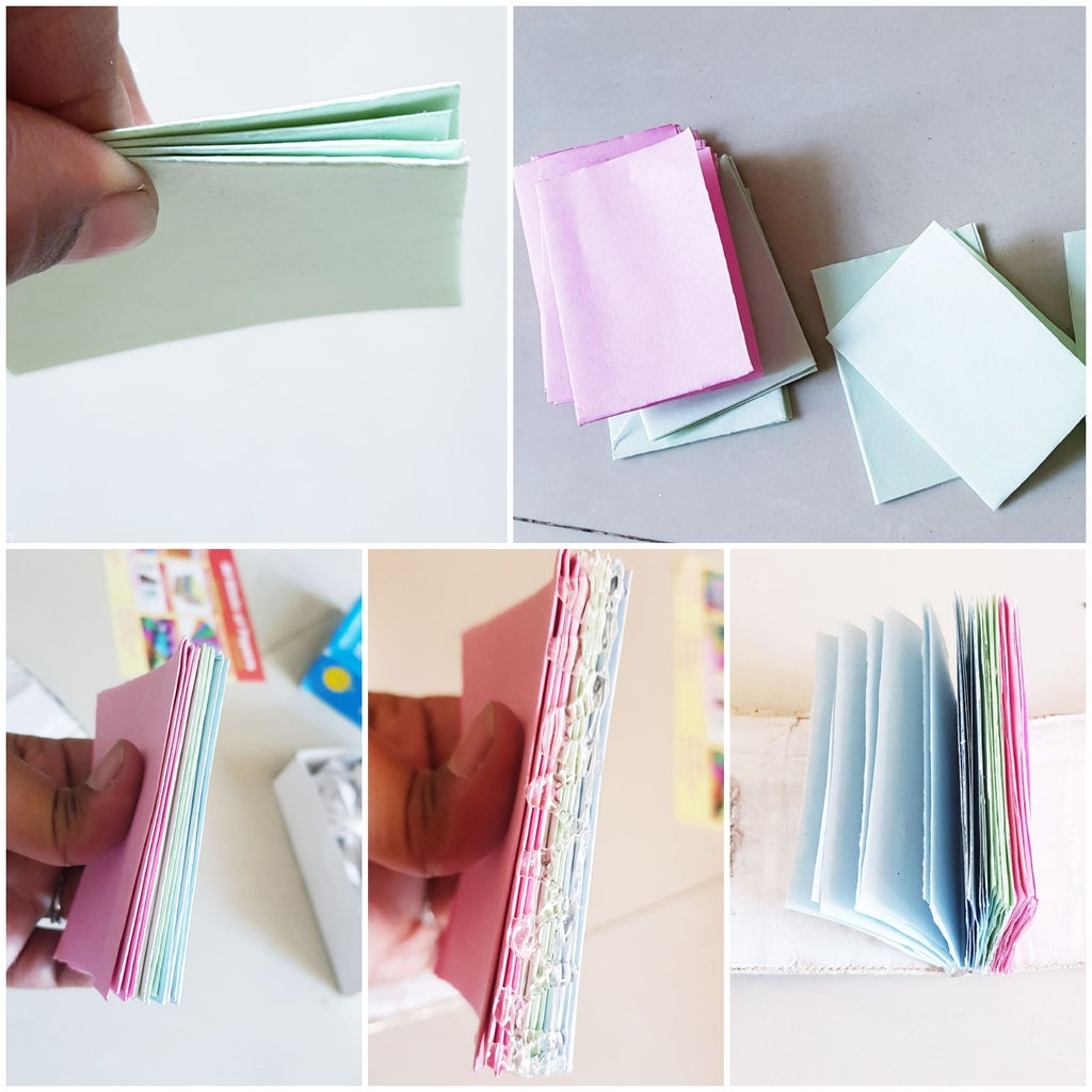 Making Notebook Pages