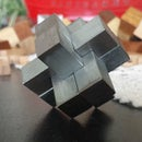 Metal Burr Puzzle