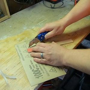 Use 5: Sanding Sticks
