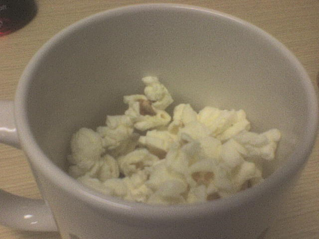 Ultra-cheap (but tasty) microwave popcorn
