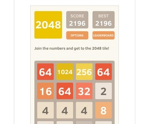 How to Beat 2048