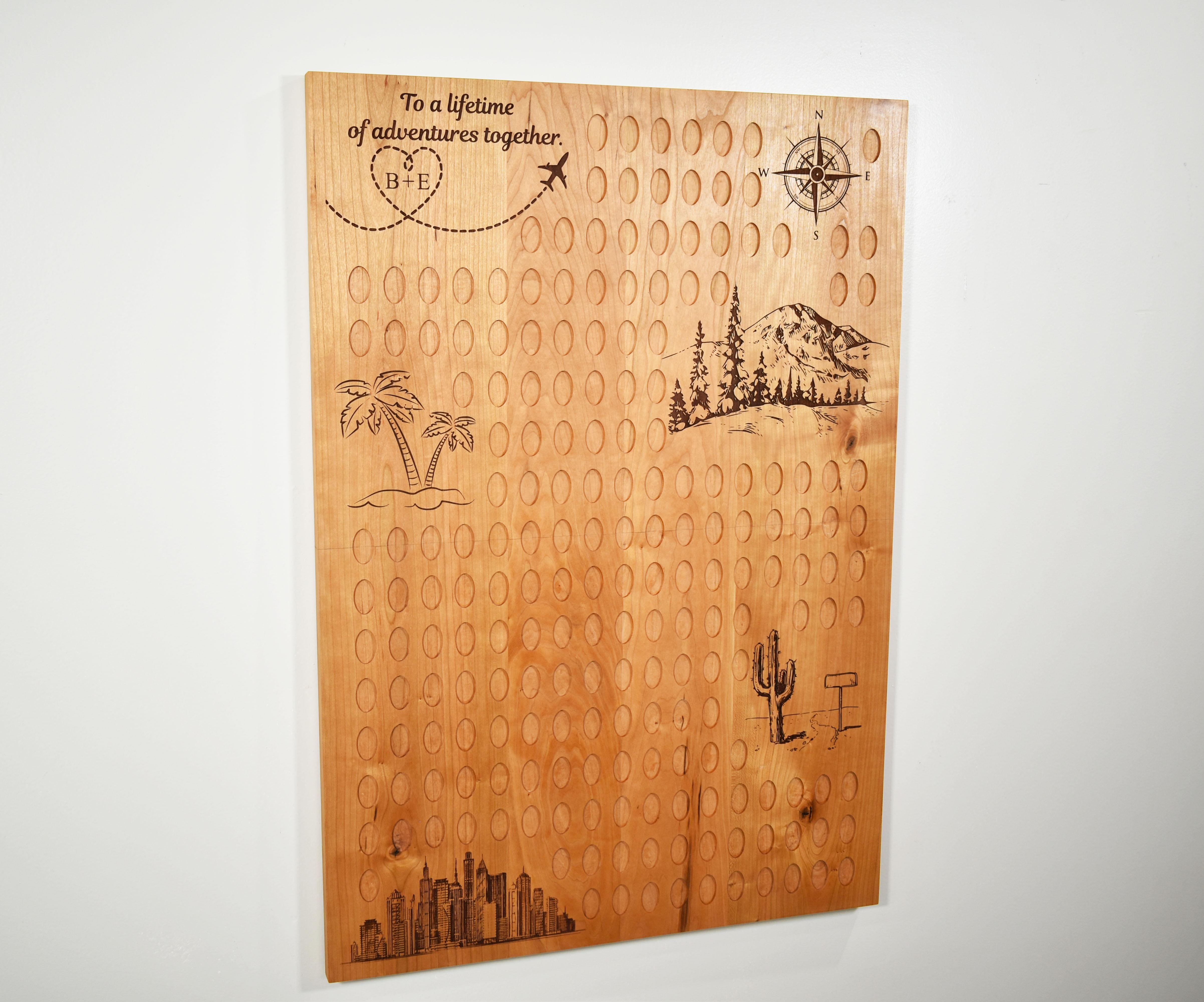 Pressed Penny Board