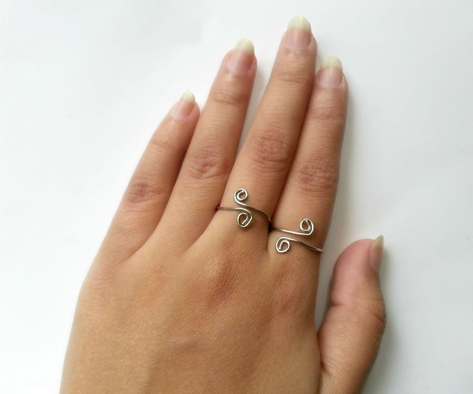 DIY Paperclip Ring