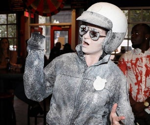 Frozen T1000 Costume