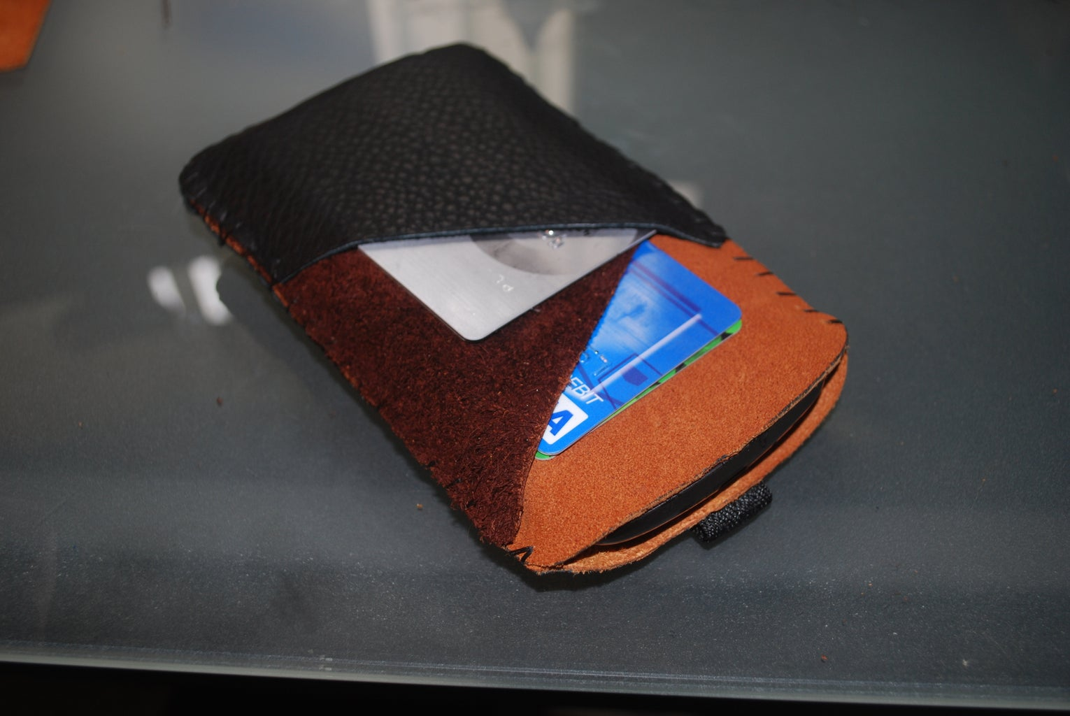 Making a Wallet Phone Case