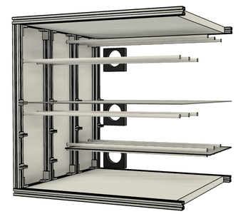 Frame and Supports