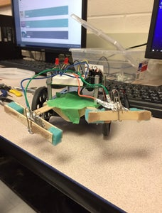 Creating Bumpers for a Robot