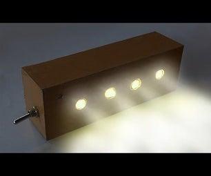 LED Lamp-how to Make an Led Lamp