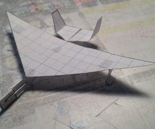 Mini Airplane: Raptor, Version 1.1