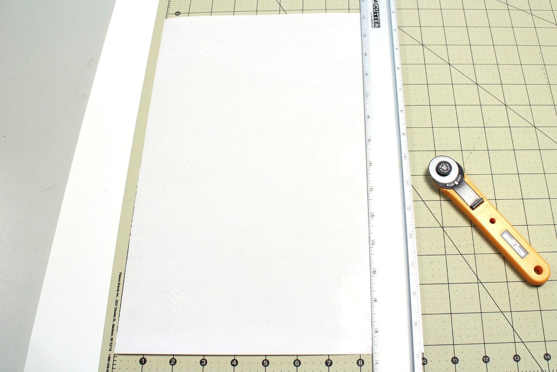 Prep and Attach Stencil