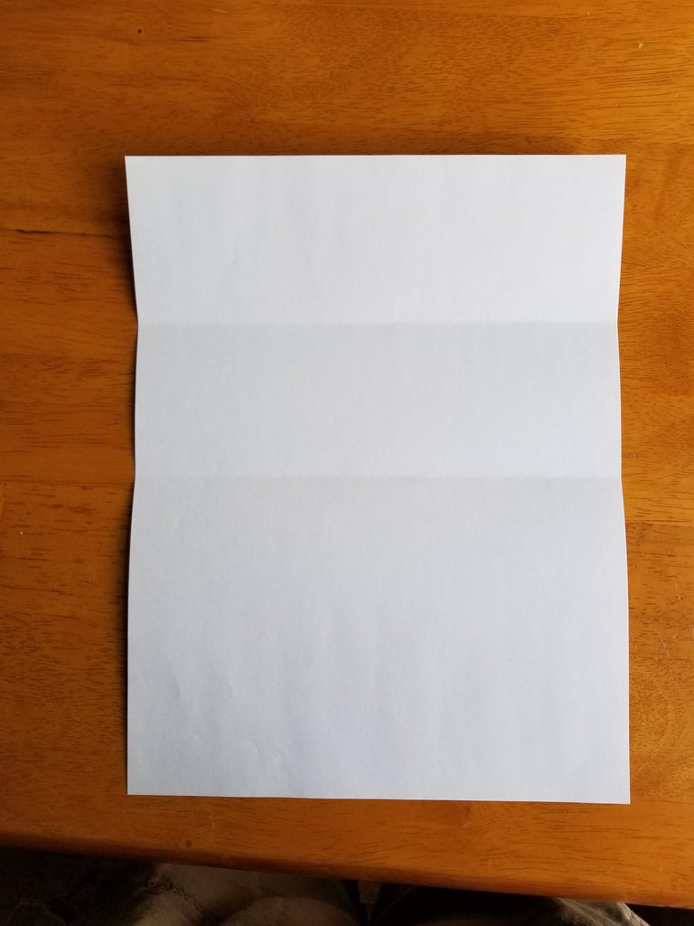 Fold Your Paper in Half Again