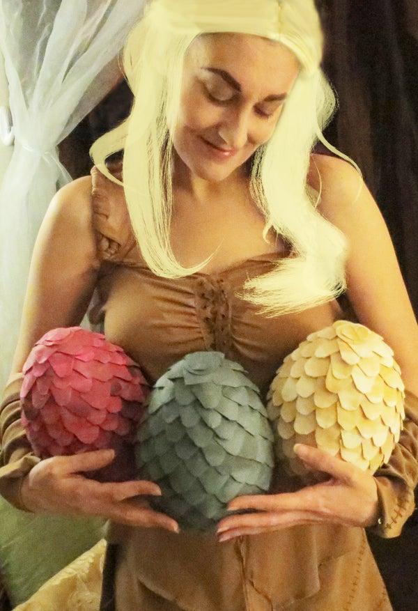 Daenerys' Dragon Eggs