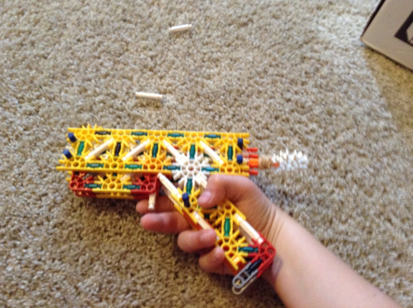 Esd Knex Pistol