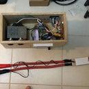 470A 120V AC MOT Spot Welder for Battery