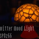 Twitter Mood Lamps with ESP8266