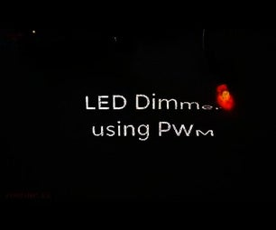 Visuino How to Use Pulse Width Modulation (PWM) to Change Brightness of a LED