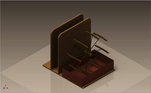 Virtually Creating the Prototype on Autodesk Inventor