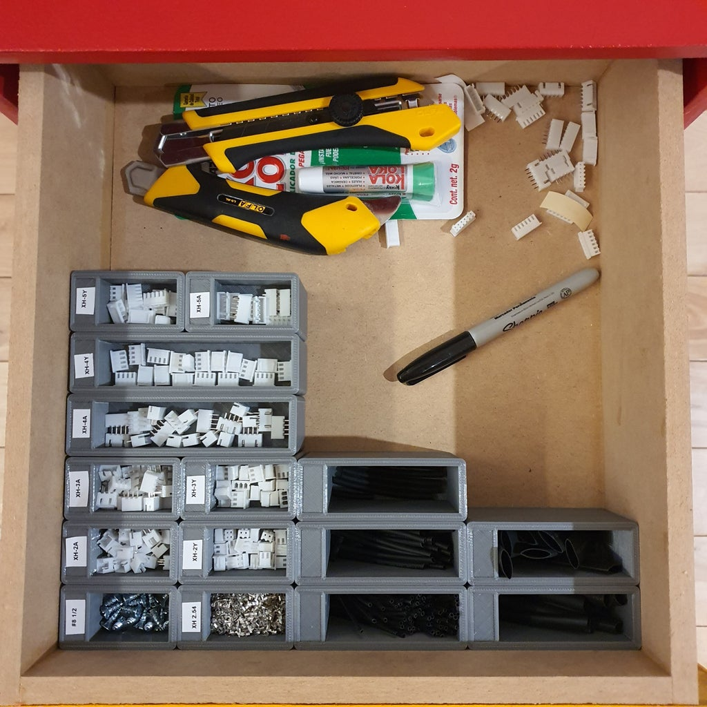Ultimate Assortment Cabinet!