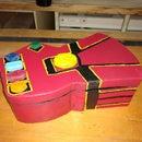 Caixa De EVA - Luva Do Homem De Ferro