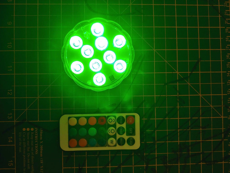 Lighting and That UFO Beam!